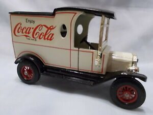 MATCHBOX MODELS OF YESTERYEAR Y12-3 1912 FORD MODEL T COCA COLA ISSUE  3*