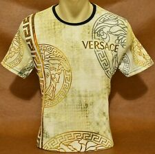 Summer '20 Brand New With Tags Men's VERSACE T-SHIRT Size M- L -XL- 2XL