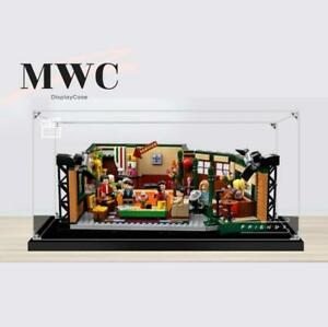 LEGO Display Case Acrylic Case for Lego Ideas Central Perk 21319_AU SELLER