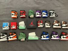 Air Jordan 'Off-White'/ Travis Scott Apple AirPods Silicone Case Cover Keychain