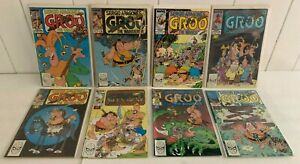 Groo The Wanderer Comic Book Lot-Marvel
