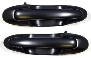 for Mazda Outside Sliding Door Handle Rear Left and Right Set of 2 Pair MPV
