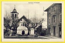 cpa France 73 - CHAMOUX sur GELON (Savoie) Place de l' EGLISE