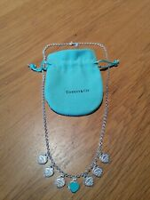 Tiffany and co Multiheart necklace