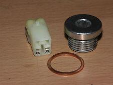 O2 Oxygen Lambda Sensor Eliminator Complete Kit for Honda CBR 1000 RR 2004-2007
