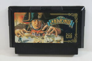 Napoleon Senki FC Nintendo Famicom NES Japan Import US Seller F1894