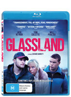 Glassland (Blu-ray)  Toni Collette. Will Poulter  NEW/SEALED