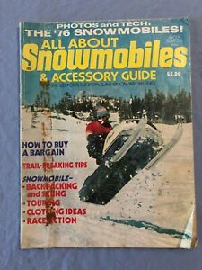 Popular Snowmobiling All About Snowmobiles 1976 340 440 X Super Modified Sno Pro