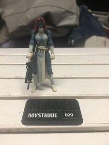 Marvel Universe 3.75 Mystique