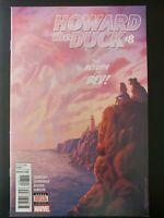 HOWARD the DUCK #8 (2016 MARVEL Comics) VF/NM Comic Book
