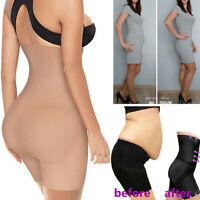 Fajas Colombianas High Waist Shapewear Tummy Control Shaper Shorts Girdle Panies