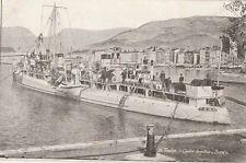 -Carte Postale ancienne du Bateau Militaire le Contre-Torpilleur Dard à Toulon