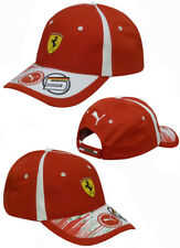 CAPPELLINO CAPPELLO SEBASTIAN VETTEL 2018 F1 TEAM FERRARI PUMA OFFICIAL CAP HAT