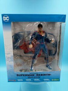 figurine kotobukiya superman rebirth artfx+ DC comics