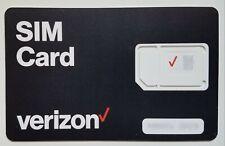 Verizon SIM card • Samsung Galaxy S5 - READ INSIDE