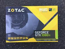 ZOTAC GeForce® GTX 1080 Ti AMP Extreme Core Edition, in O VP, 2 Jahre Garantie