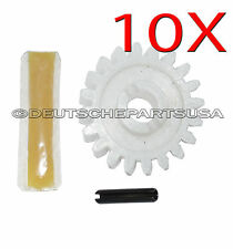 10 x Garage Door Replacement Parts Gear Linear Moore-O-Matic XX150 , X150X-S