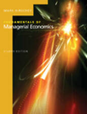 Fundamentals of Managerial Economics (with Economic Applications-ExLibrary