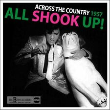 Elvis Collectors CD - All Shook Up - Across The Country '57 (Brand New Release)