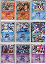 Pokemon Card XY Booster Double Crisis Full Complete Set 34Cards 1st CP1 Japanese