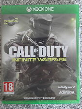 Call of Duty - Infinite Warfare For XBOX One (New & Sealed)