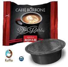 300 Capsule Caffè Borbone Rosse / Red Compatibili a Modo Mio DON CARLO
