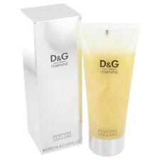 Dolce & Gabbana Feminine Body Bath Shower gel douce  ml 200 Nuovo