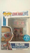 Funko Pop! Captain America: Civil War #127 Falcon Underground Toys Exclusive