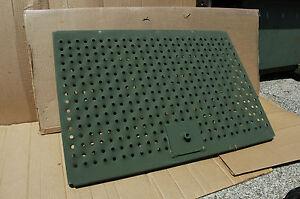 Deck platform, fifth wheel M915A1, AM General (LET), 2540-01-147-3007