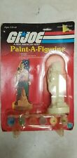 Vintage 1984 Hasbro GI Joe DUKE Paint A Figure Sealed  Carded MOC RARE