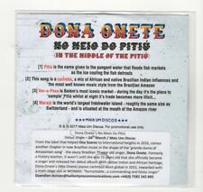 (HU519) Dona Onete, No Meio Do Pitiu - 2017 DJ CD