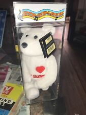 3557 of 10,000 Limited Edition Betty Hoop Teddy's W/ Case & Tags