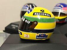 Diecast Racing Cars with Stand Ayrton Senna