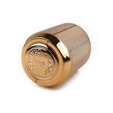 Moet & Chandon Champagner Flaschenverschluss Gold Verschluss hält länger frisch