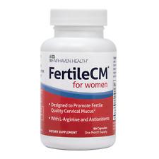 Fairhaven Health FertileCM Women Cervical Mucus FertilCM Supplement Capsule x90