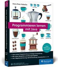Programmieren lernen mit Java | Hans-Peter Habelitz | Taschenbuch | Deutsch