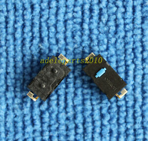 10x Omron Micro switche Angle Terminal SPST 0.6N Logitech MX Anywhere M905 Mouse
