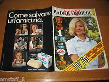 TV RD 1969/34=ANNA MARIA XERRY DE CARO=GUGLIELMO MORANDI=CARLO GIUFFRE'=