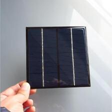 9V 2W 115*115 Mini Solar Panel PV Small Solar Cells Module DIY Solar Power 5PCS
