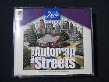 Microsoft Automap Streets Microsoft Home Platform: Windows 95