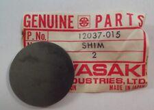2.70 VALVE SHIM Kawasaki Z1 900 Kz900 Kz1000 Kz1100 NOS