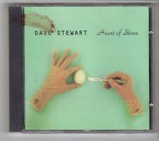 (GJ852) Dave Stewart, Heart of Stone - 1994 CD