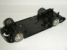 Scalextric - Rolling Chassis - Opel Vectra GTS V8 (Black Flash) - NEW