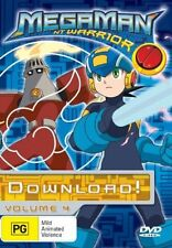 Mega Man NT Warrior : Vol 4 (DVD, 2006)