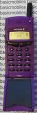 ERICSSON T10 Viola manichino non lavorativi Visualizza modello Telefono Cellulare