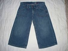 Gap 1969 Limited Edition Cropped Jeans Size 4 Excellent Condition