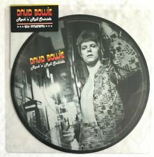 DAVID BOWIE -Rock 'n' Roll Suicide- Rare Ltd Anniversary Picture Disc /Vinyl