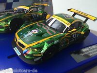 "Carrera Digital 132 30699 BMW Z4 GT3 ""Schubert, No. 12"" 24h Dubai 2013 NEU BOX"
