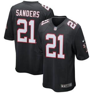Brand New NFL Atlanta Falcons Deion Sanders Nike Retired Player Game Jersey NWT