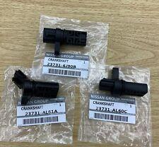 3x OEM Camshaft/Crankshaft Position Sensor for Xterra Fronti Maxima 350Z Murano